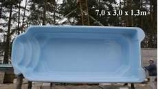 Swimmingpool Aus Polen - gfk swimmingpool aus polen in frankfurt oder swimming