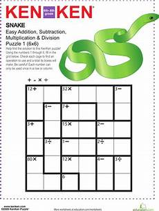 geometry puzzle worksheets high school 736 snake kenken 174 puzzle math math worksheets worksheets for