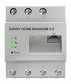 sma sunny home manager 2 0 sma hm 20 data logger with