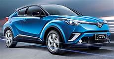 2019 toyota c hr introduced in malaysia new colour