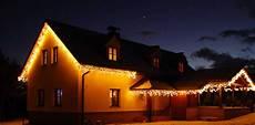 Haus Mit Weihnachtsbeleuchtung - lichtdekoration privater geb 228 ude deco led de