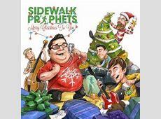 sidewalk prophets christmas cd