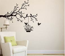 Bird Tree Wall Sticker