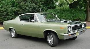 1970 AMC Rebel Machine Green Muscle Carjpg