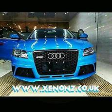 2008 2012 audi rs4 conversion a4 s4 rs4 front bumper b8 uk stock ebay