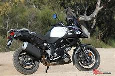 review 2017 suzuki v strom 1000xt bike review