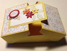 Kiste Selber Basteln - silkes seite split top box