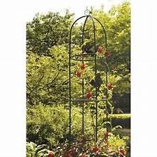 Gloriette Colonne Tuteur De Jardin Pour Plantes Roses