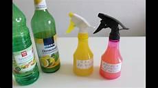 reinigungsmittel selber herstellen 100