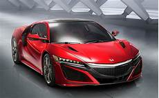 2016 Honda Nsx Hybrid Supercar Specs And Price