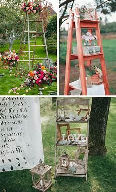 35 Ideen F 252 R Eine Rustikale Hochzeitsdeko Aus Holz