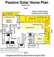 passive solar house plans canada winter plan exle of passive solar house plan