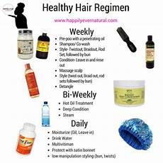 Best Hair Care Routine how to create a healthy haircare regimen