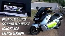 Essai Bmw C Evolution Range En Francais