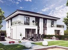 Zweifamilienhaus Stadtvilla Solution 242 V6 Living Haus