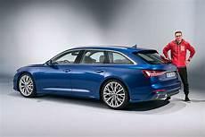 Audi A6 Avant 2018 Audi Autopareri