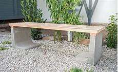 Gartenbank Aus Beton Und Holz Selber Bauen Wir Holz