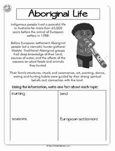 aboriginal life poster printable picture theme flash