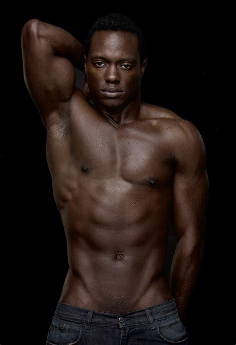 Nude Black Men