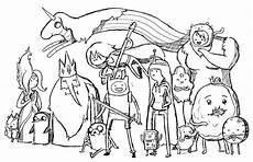 Malvorlagen Adventure Ausmalbilder Malvorlagen Adventure Time Abenteuer Zeit