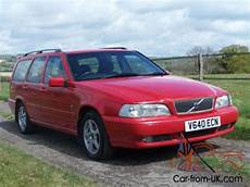 books about how cars work 1999 volvo v70 engine control 1999 volvo v70 2 5 xt d automatic genuine 79000 miles fsh great car