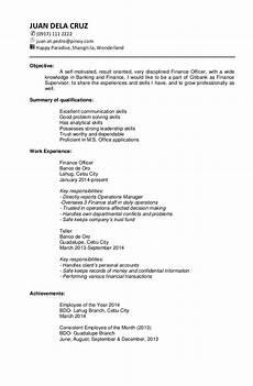 sle targeted resume