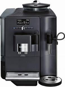 siemens te711509de eq7 aromasense kaffeevollautomat test