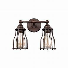Kitchen Light Fixtures Calgary by Feiss Calgary 2 Light Parisian Bronze Bath Light
