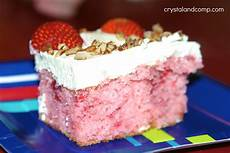 cake recipes strawberry refrigerator cake