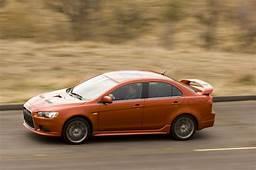 2009 Mitsubishi Lancer Sportback Ralliart  HD Pictures