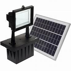 reusable revolution 5 watt black solar integrated led outdoor ground flood light 108787