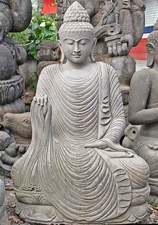 buddha garden statue with flowing robe 57 quot 96ls14