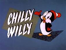 Chilly Willy 1953  The Cartoon Scrapbook