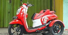 Jok Scoopy Modifikasi by Modifikasi Jok Motor Jok Motor Honda Scoopy Fi Model