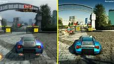 burnout paradise ps4 burnout paradise remastered vs original early graphics