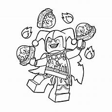 Nexo Knights Ausmalbilder Jestro Lego Nexo Knights Jestro Coloring Pages For
