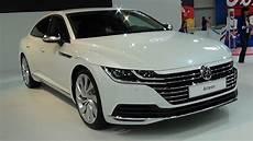 2018 Volkswagen Arteon Elegance 4motion Exterior And