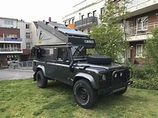 verkauft defender 110 ht td5 mit wohnmobil umbau
