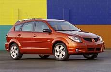 2005 Pontiac Vibe Recall