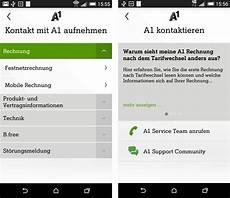 neues features in der mein a1 app a1blog