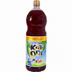 Kia Ora Mixed Fruit Squash kia ora mixed fruit squash no added sugar 1 litre