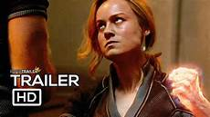 captain marvel trailer 2019 brie larson marvel