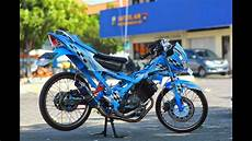 Modif Motor Fu by Motor Trend Modifikasi Modifikasi Motor Suzuki