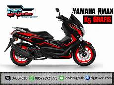 Gambar Gambar Modifikasi Motor Yamaha Nmax Warna Merah