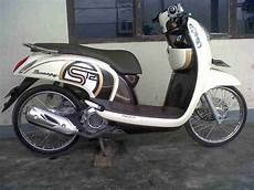 Modifikasi Scoopy by Gambar Modifikasi Motor Honda Scoopy Terbaru Modifikasi
