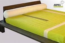 Kopflehne Fürs Bett - nackenrolle aus baumwolle als kopflehne f 252 r doppelbett