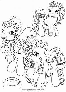 pony 37 gratis malvorlage in comic