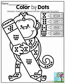 color math worksheets for kindergarten 12923 color by dots great for counting number sense and color word recognition tons of back to