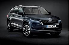 Skoda Reveals New Kodiaq Suv In By Car Magazine