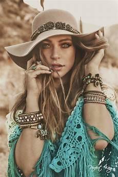 look hippie femme style bobo chic femme